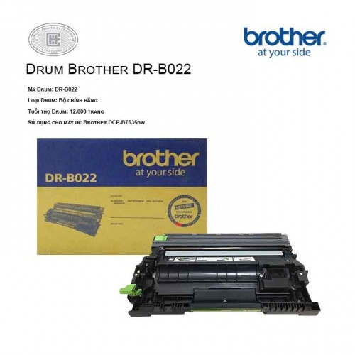 Cụm Drum Brother DR - 022